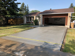 Driveway replacements