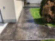 Concrete contractor in Regina for driveways, patios, stamped concrete and garage pads with free estimates