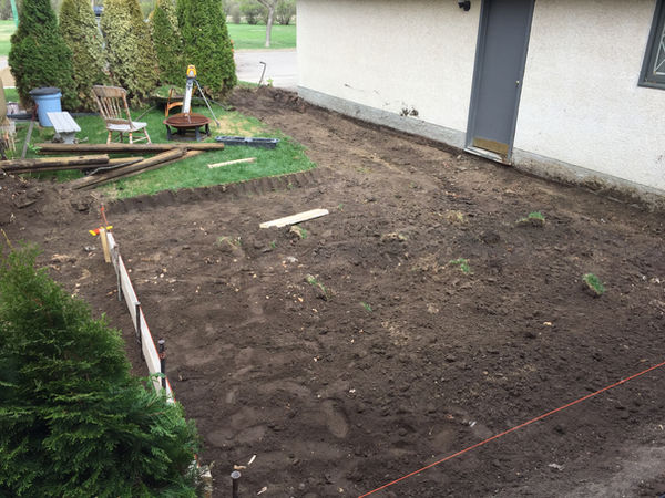 Regina Concrete contractor for driveways, patios, stamped concrete and garage pads with free estimates