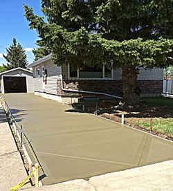 Driveway replacement