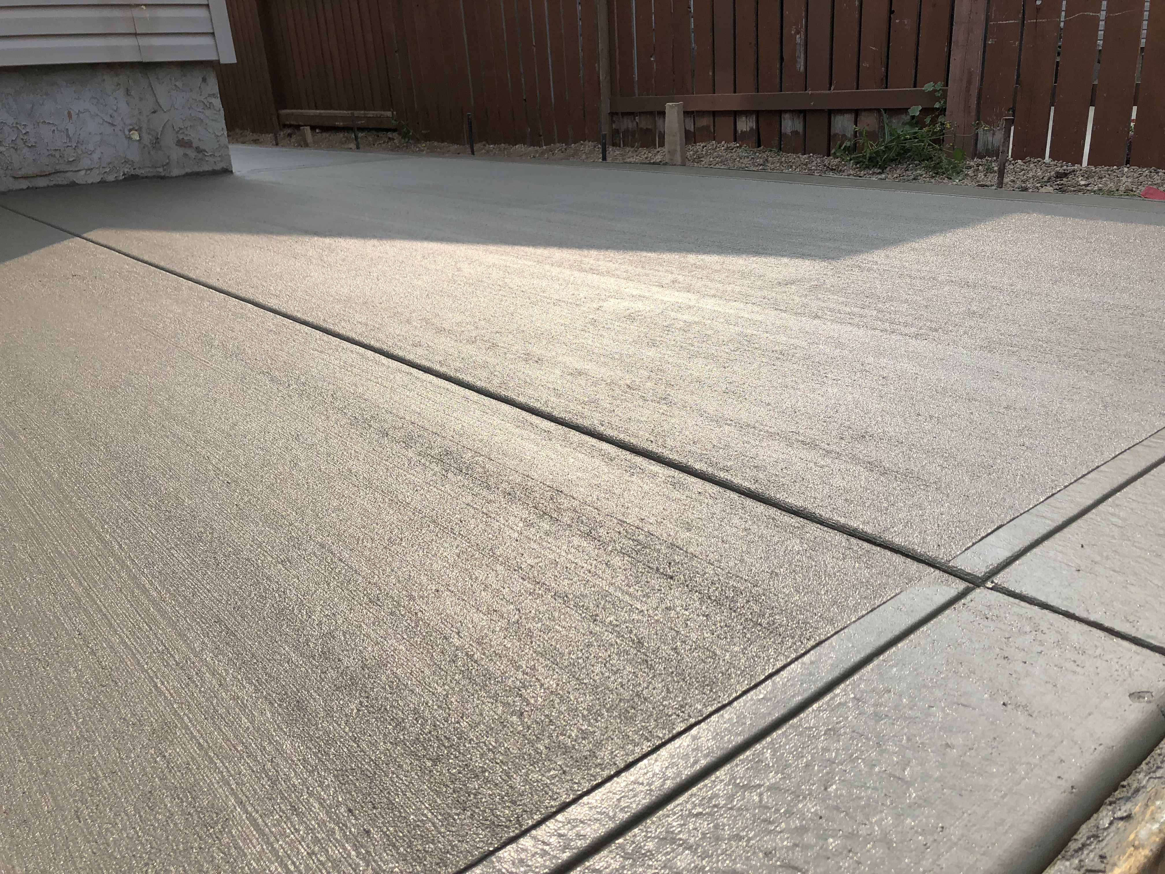 concrete patio concrete contrac