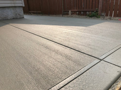 concrete patio concrete contrac