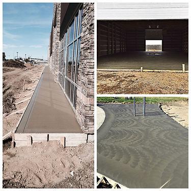 Driveway replacements, concrete estimates, concrete quotes, garage pads, driveways, stamped concrete, concrete contractor