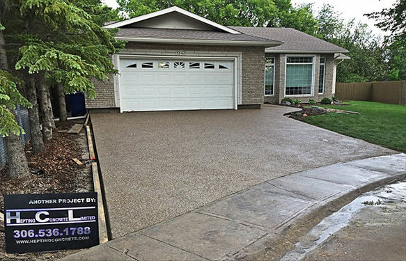 Driveway replacements, concrete estimates, concrete quotes, garage pads, driveways, stamped concrete, concrete contracto