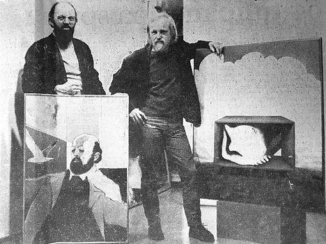 Kai Flummer og Erling Gregers