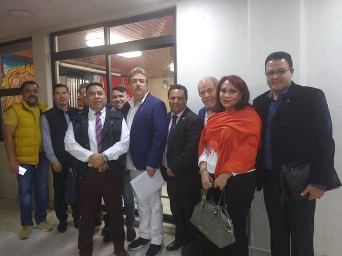 Gran trayectoria política y Social del Mtro. Alberto Anaya