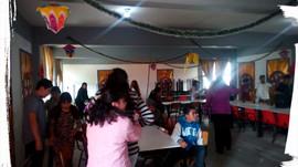 Un día especial con niños en DIF de Nezahualcóyotl