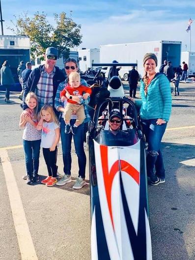 Fun filled day at Firebird Raceway