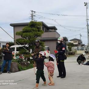 2021/4/24 令和3年福島県沖地震