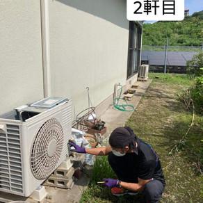 2021/9/8 令和3年8月豪雨(武雄市)