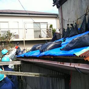 11/11 令和元年台風15号・19号(木更津市)