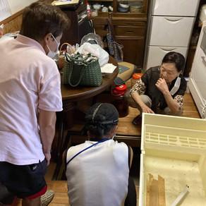 2021/9/16 令和3年8月豪雨(武雄市)