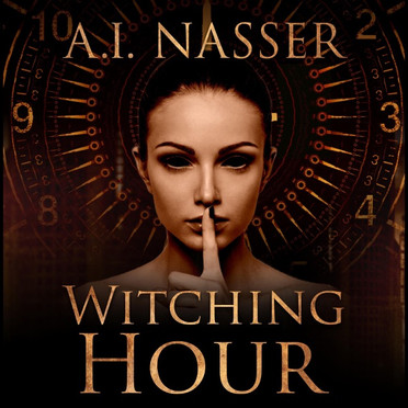 Witching Hour Audiobook Cover