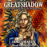 Greatshadow Audiobook Cover