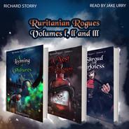 Ruritanian Rogues Audiobook Cover