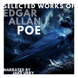 Selected Works of Edgar Allan Poe Cover.