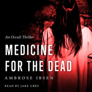 Medicine for the Dead Audiobook Cover