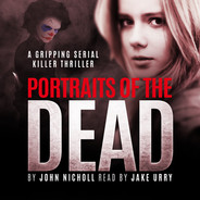 Portraits of the Dead Audiobook Cover