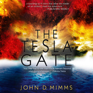 The Tesla Gate Audiobook Cover