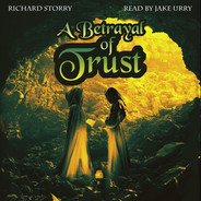 A Betrayal of Trust Audiobook Cover