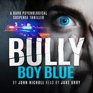 Bully Boy Blue Audiobook Cover