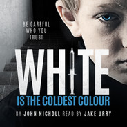 White is the Coldest Colour Audiobook Cover