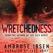 Wretchedness Audiobook Cover