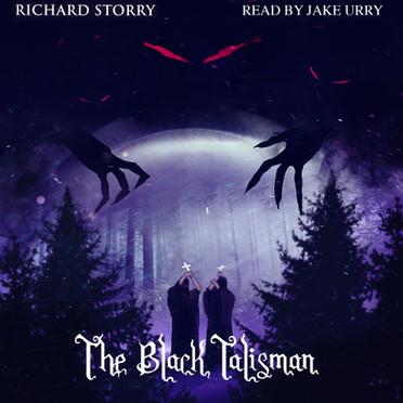 The Black Talisman Audiobook Cover