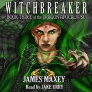 Witchbreaker Audiobook Cover