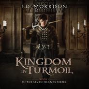 Kingdom in Turmoil Audiobook Cover