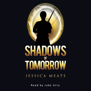 Shadows of Tomorrow Audiobook Cover
