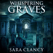 Whispering Graves Audiobook Cover