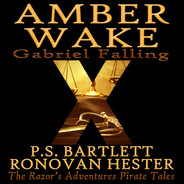 Amber Wake Audiobook Cover