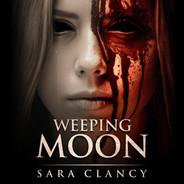 Weeping Moon Audiobook Cover