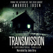 Transmission Audiobook Cover