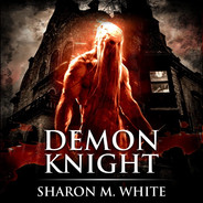 Demon Knight Audiobook Cover