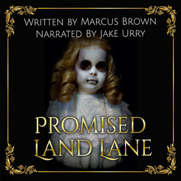 Promised Land Lane Audiobook Cover