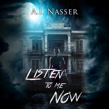 Listen to me Now Audiobook Cover