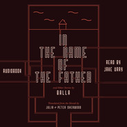 In the Name of the Father Audiobook Cover