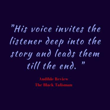 The Black Talisman Review