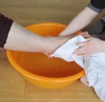 foot-washing