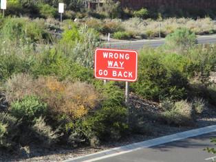 Turn Back!