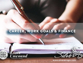 Career, Work Goals & Finances
