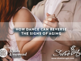 How dance can reverse the signs of aging in the brain.