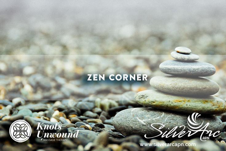 Zen Corner | Reiki Las Vegas | SilverArc APN