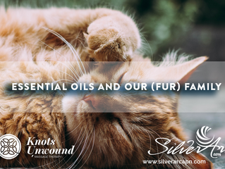 Essential Oils and our (fur) family