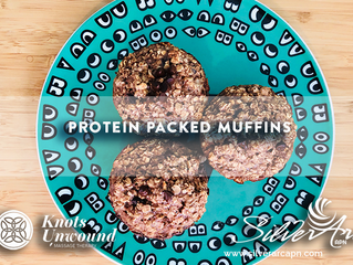 Protein Packed Muffins