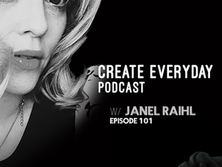 Meet: Janel Raihl a Las Vegas 3-D Sculpture Artist and Painter