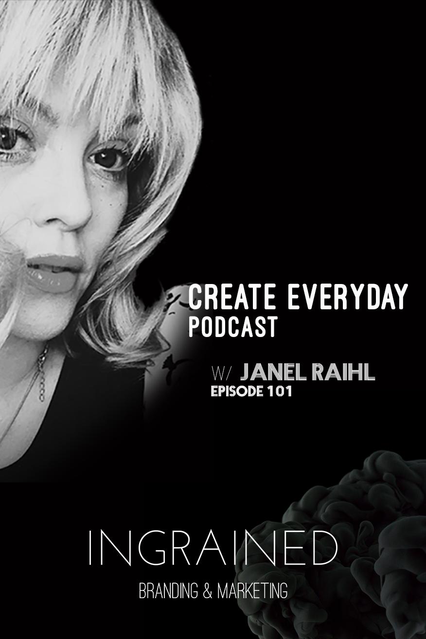 Ingrained Branding interviewing Janel Raihl