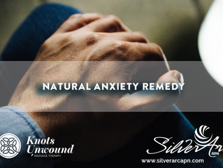 Natural Anxiety Remedy
